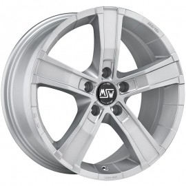 5120+4565180080 Disks MSW Sahara 5 Silver