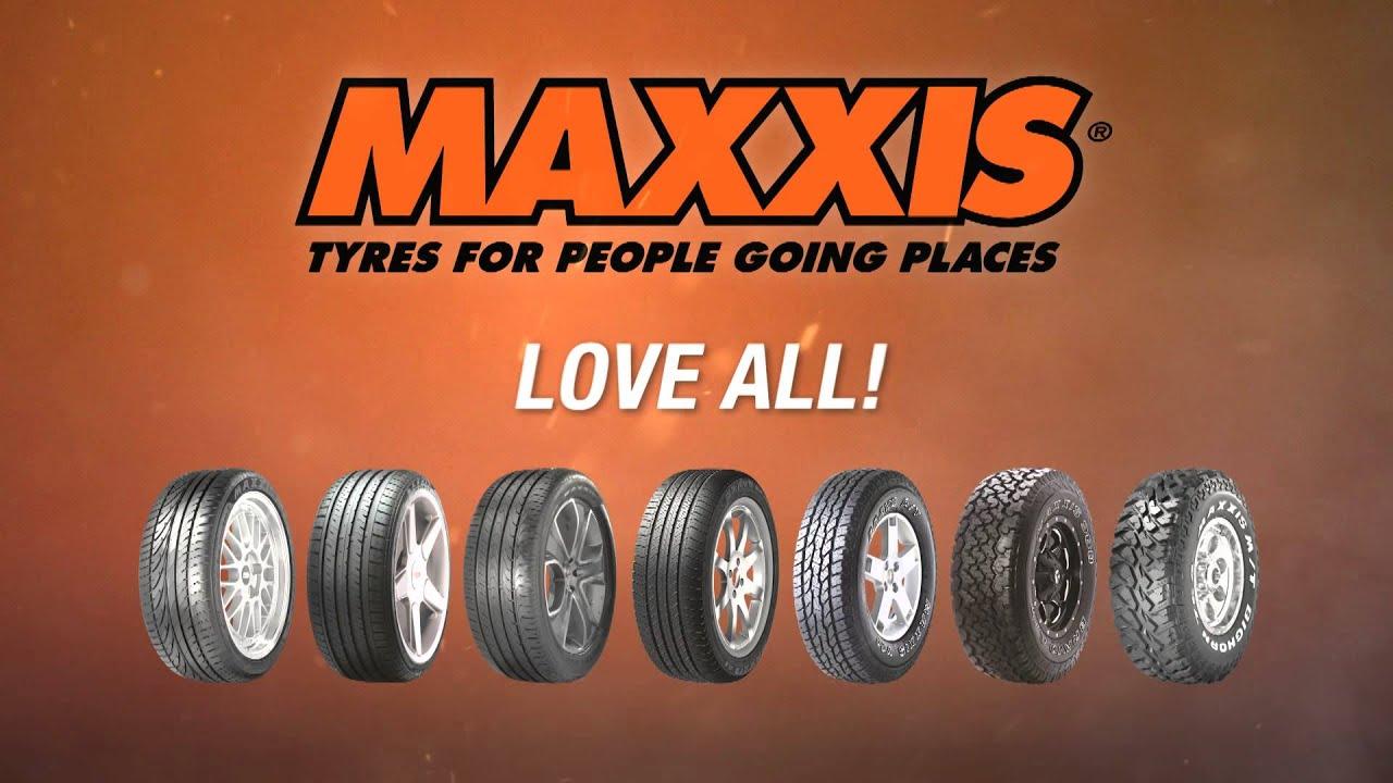 Maxxis padangos - geriausias kokybės ir kainos pasirinkimas